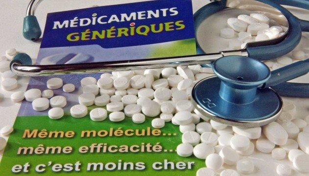 Médicaments génériques: nouvelles règles au 1er janvier 2020