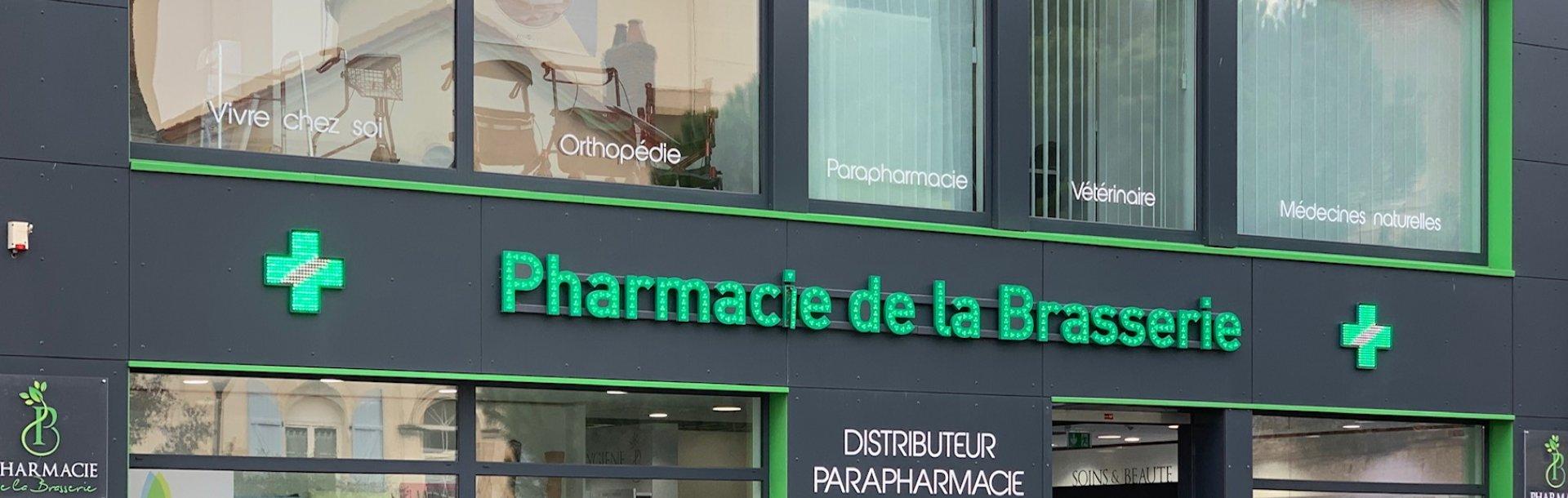 facade pharmacie